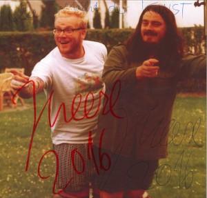 Jonathan Meese & Tim Berresheim,