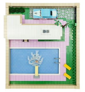 Above the Splash (David Hockney)  by Philipp Herfeldt,