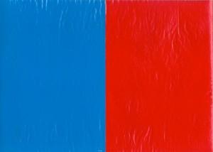 Azul-Rojo,