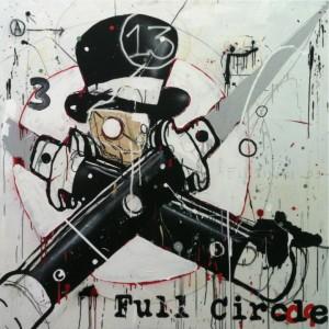 Full circle,