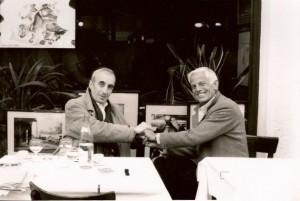 Les deux Magots (with Michel Würthle),